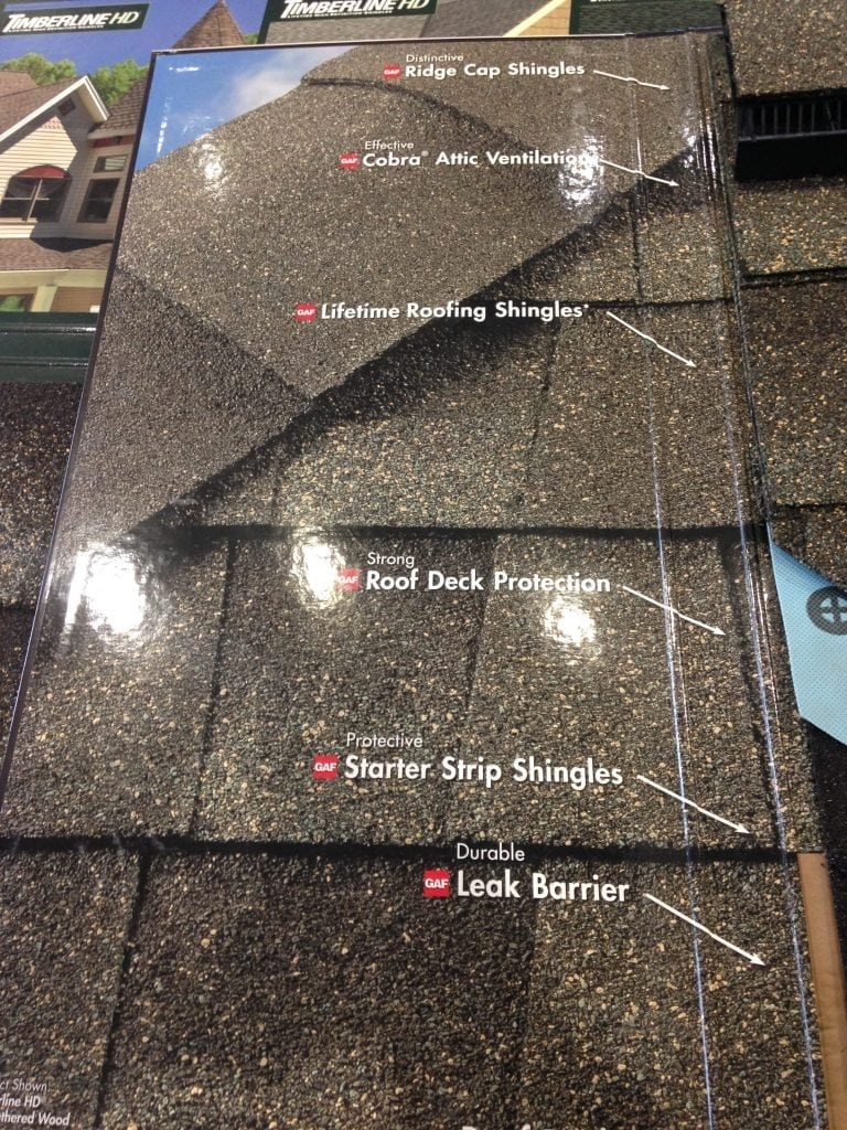 Gaf Products 3 Royal Roofing