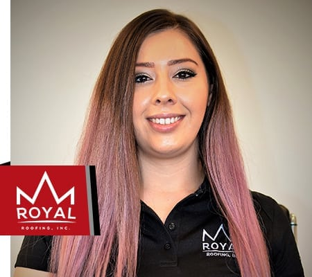 Adriana Bautista, Marketing Director at Royal Roofing