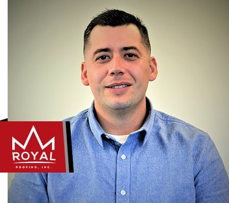 Ignacio Cardenas, Royal Roofing Project Manager