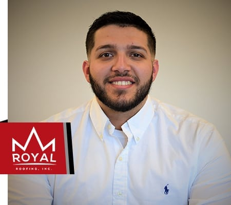 Manuel Amezola, Royal Roofing Safety Manager