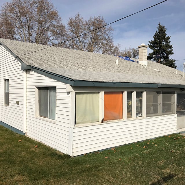 Royal Roofing Siding Job in Kennewick, WA
